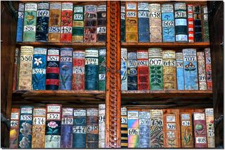 Old and charming books