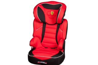 Ferrari-Highback-Booster