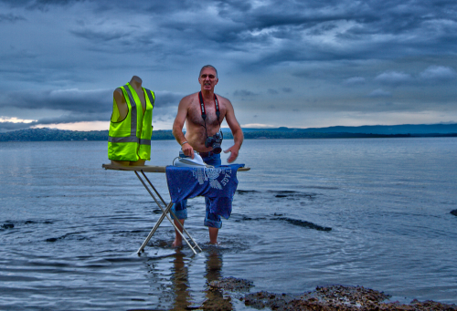 Housework by the Water - Bill Collison