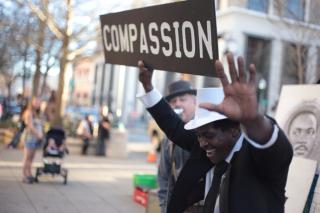 Compassion by Adam Freidin